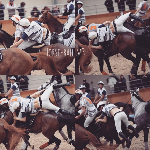 horse ball, ecuries du pato